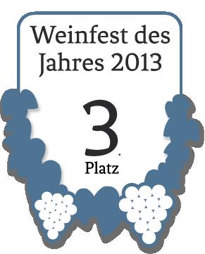 Weinfest des Jahres 2013